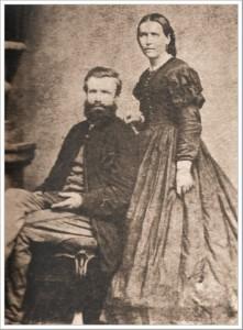 John and Margaret Clarke